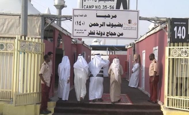 Katar hacı adayları için yasal yollara başvuracak