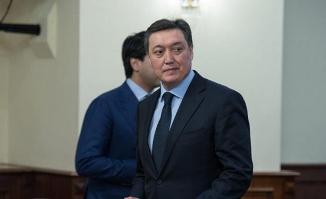 Kazakistan'da yeni hükümet kuruldu
