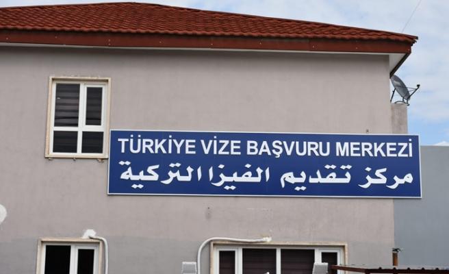 Kerkük'te Türkiye vizesi başvuru merkezi açıldı