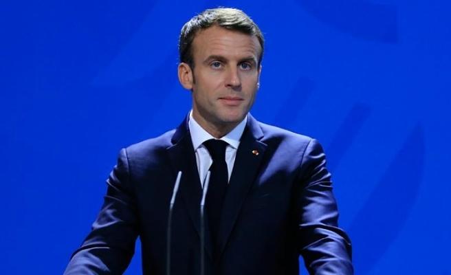 KKTC'den Macron'un kararına tepki