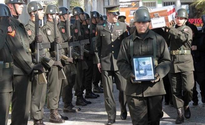 KKTC'de kayıp Kıbrıs Türkü'ne 55 yıl sonra cenaze töreni