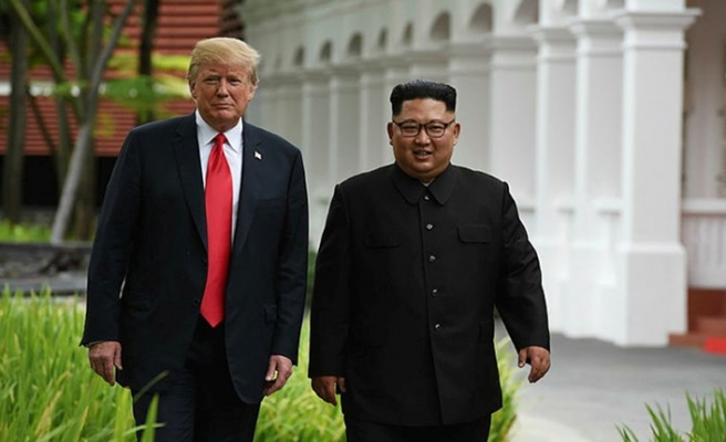 Kritik Vietnam görüşmesi öncesi Trump'tan açıklama
