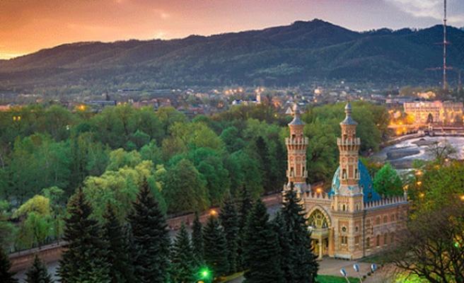 Kuzey Osetya'da Mukhrov camii açılışı gerçekleşti