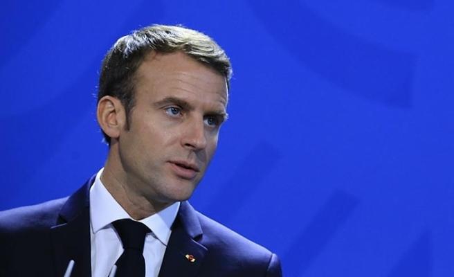 Macron, 11 Mart'ı terör kurbanlarını anma günü ilan etti