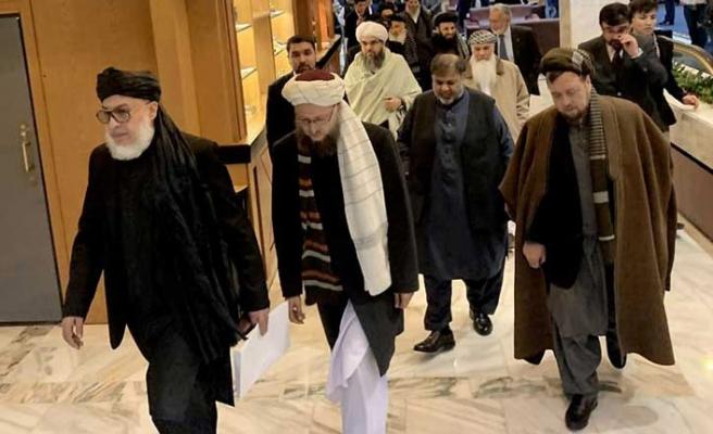 Mekke yerine Moskova'ya giden Taliban'a