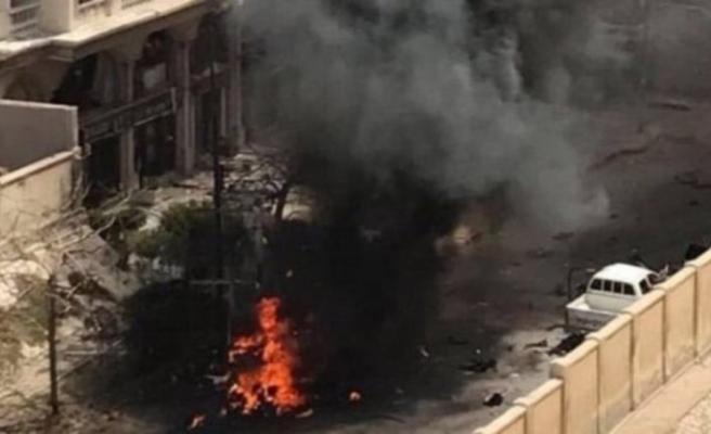 Mısır'ın başkenti Kahire'de patlama