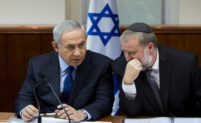 Netanyahu'nun erteleme talebi reddedildi
