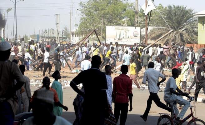 Nijerya'da devlet başkanlığı seçimi öncesi silahlı saldırılar: 66 ölü