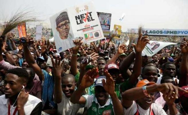 Nijerya'da miting izdihamı: 14 ölü