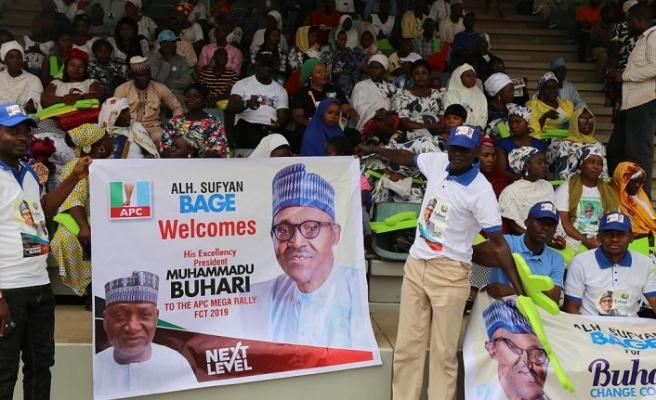 Nijerya'da Muhammed Buhari yeniden devlet başkanı seçildi