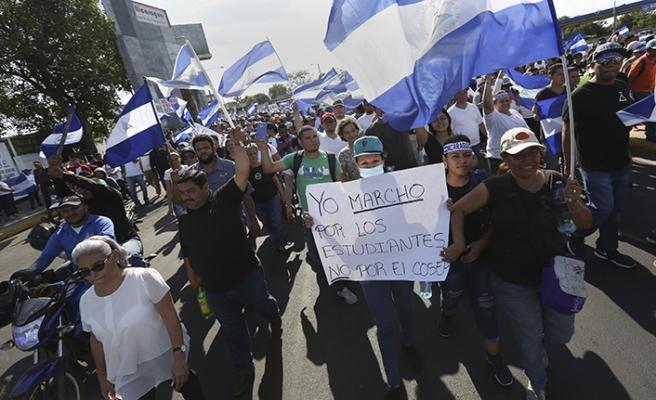 Nikaragua'da müzakere masası yeniden kuruluyor