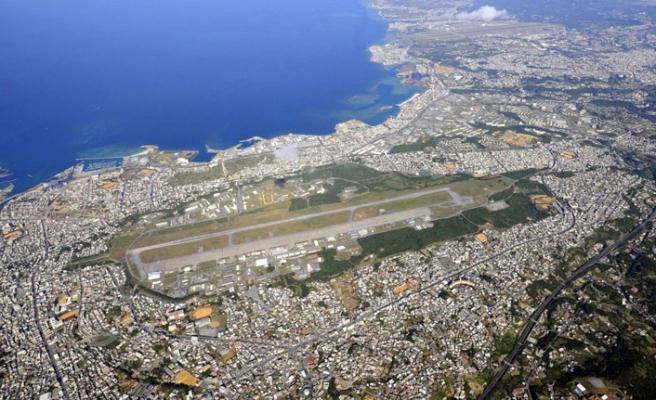 Okinawa'daki ABD üssünün taşınması için referanduma gidiliyor