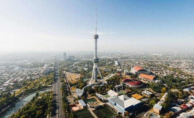 Orta Asya'da ortaklık için 50 ülke toplandı