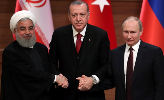 Putin'den 'iş birliği' vurgusu