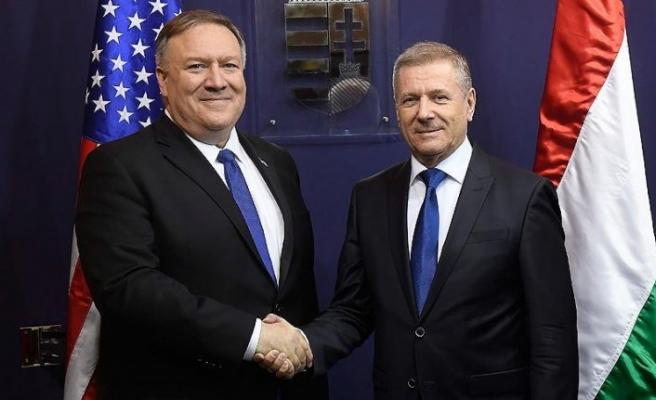 Pompeo: Putin'in dostlarımız ve NATO arasında sorun çıkarmasına izin veremeyiz