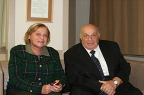 Rauf Raif Denktaş'ın eşi hayatını kaybetti