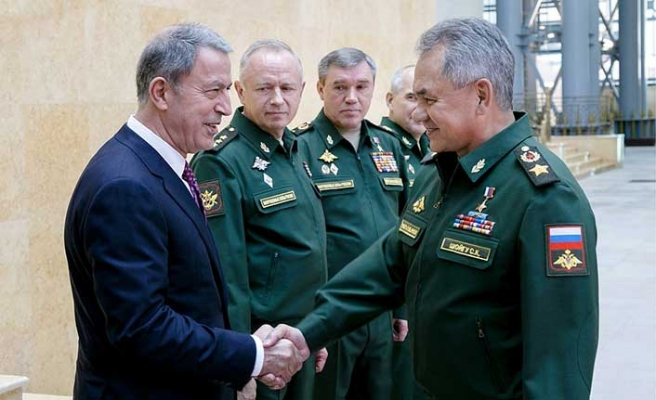 Rusya Savunma Bakanı Ankara'ya geliyor