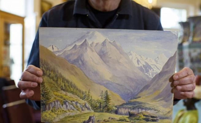 Sanatçı Hitler talep görmedi