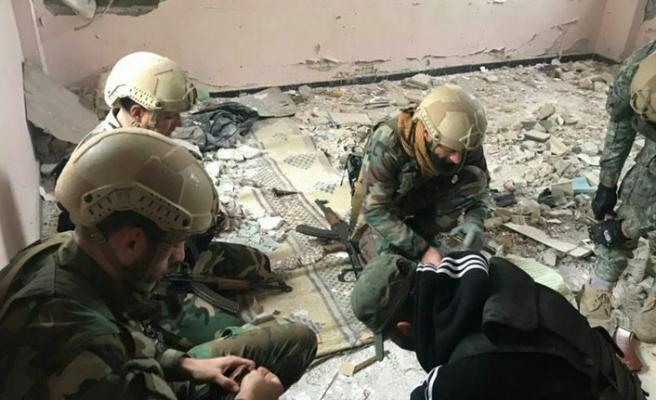 Soçi Zirvesi öncesi İdlib'e yoğun saldırı