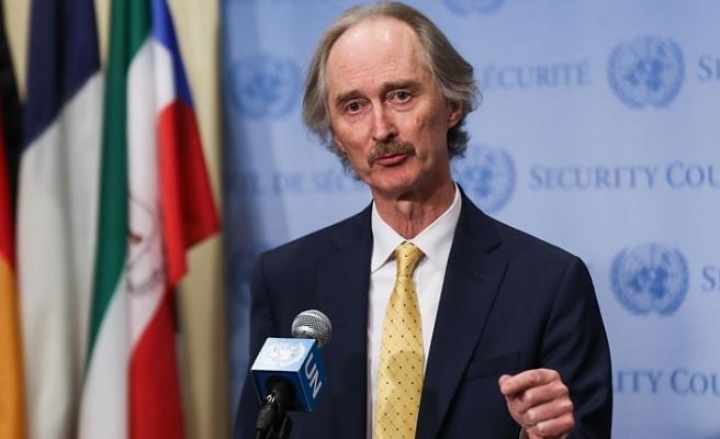 'Suriye'de SDG siyasi sürecin parçası değil'