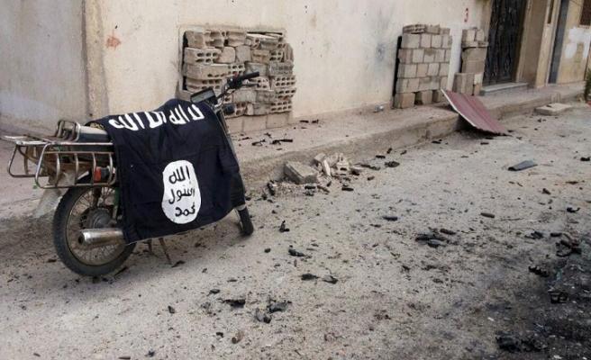 Suriye'de teslim olan DEAŞ'lılar ABD üssüne götürüldü