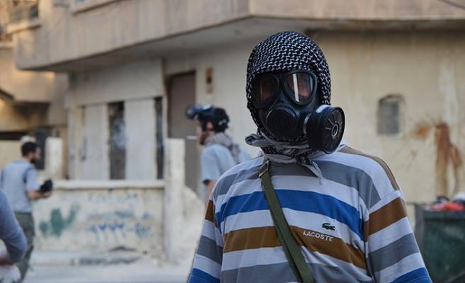 Suriye'deki kimyasal saldırıların bilançosu açıklandı