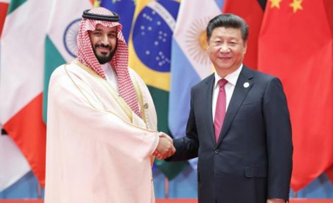 Suudi Arabistan'dan 'Kuşak ve Yol' projesine destek