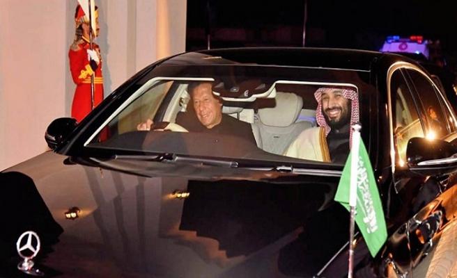 Suudiler Pakistan'a kesenin ağzını açtı