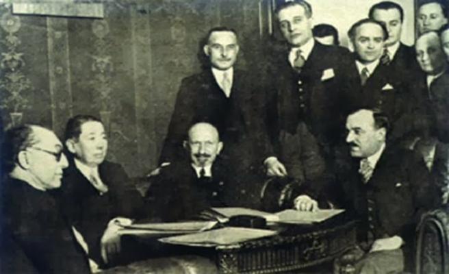 TARİHTE BUGÜN: Balkan Antantı imzalandı