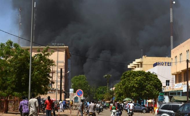 Türkiye Burkina Faso'daki terör saldırısını kınadı