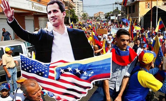 Venezuela adım adım kuşatılıyor
