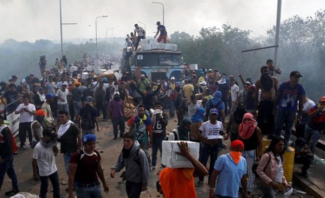 Venezuela sınırında çatışma: 4 kişi öldü iddiası