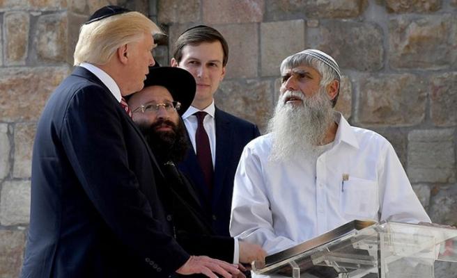 Yahudi damat Yüzyılın Anlaşması için Körfez'e gidiyor
