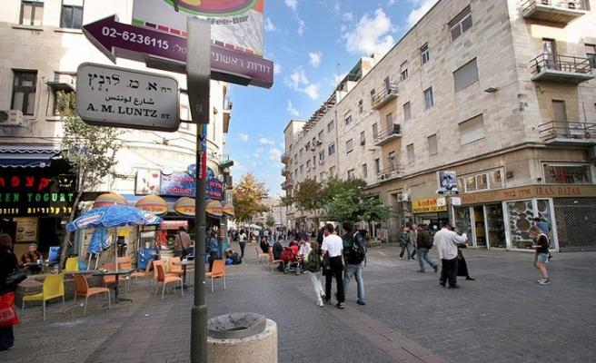 Yahudilerden haremlik selamlık sokak uygulaması