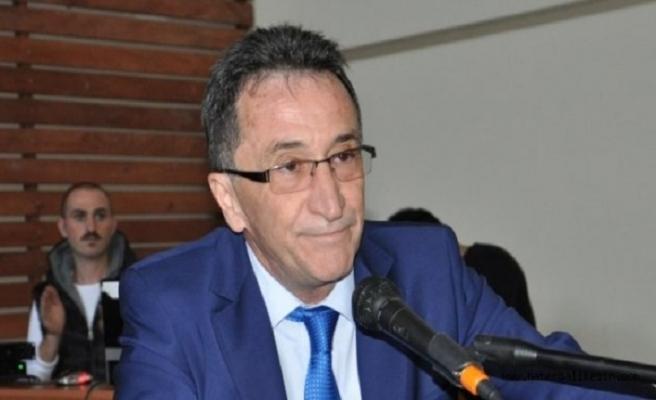 32 yıllık belediye başkanı aday gösterilmeyince istifa etti