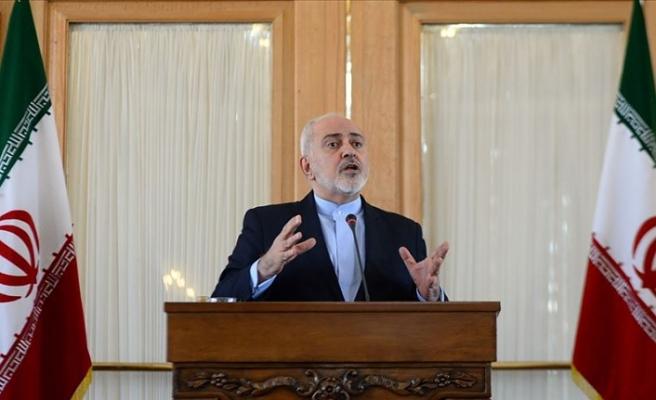 Bakan Zarif: ABD Irak'da İran rakibi bir yönetim kurmak istedi