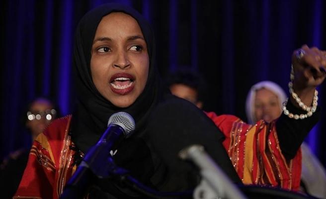 ABD'li Müslüman vekil Omar Dış İlişkiler Komitesinde kalacak