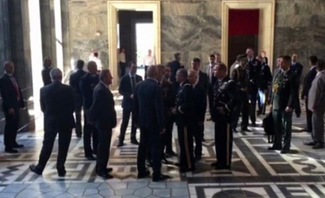 ABD heyeti Ankara'da Suriye'den çekilmeyi görüşüyor