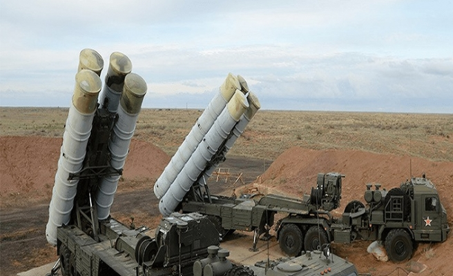 ABD'den Türkiye'ye S-400 baskısı sürüyor