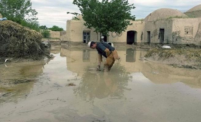 Afganistan'da sel felaketi: 12 ölü
