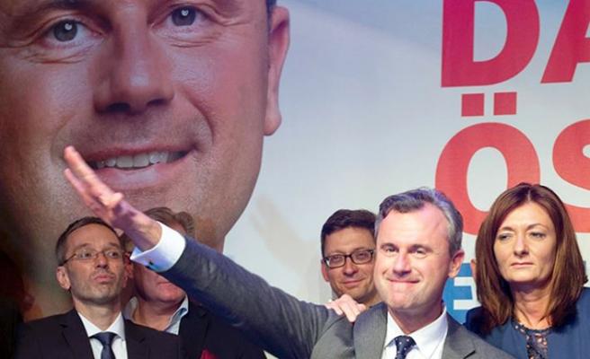 Avusturya'da Anti-Nazi Yasası iflas ediyor
