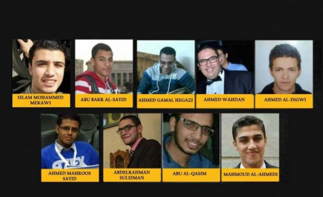 Barolar Birliği Mısır'daki idamlar için çağrıda bulundu