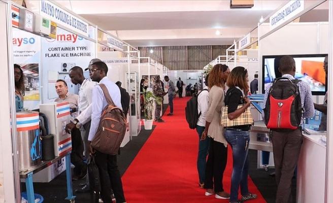 Batı Afrika'da Türk ürünlerine talep artıyor