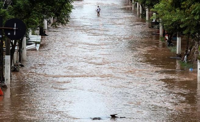 Brezilya'da aşırı yağış: 7 ölü