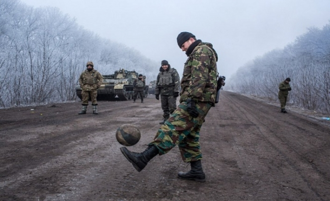 Donbass'ta asayiş berkemal