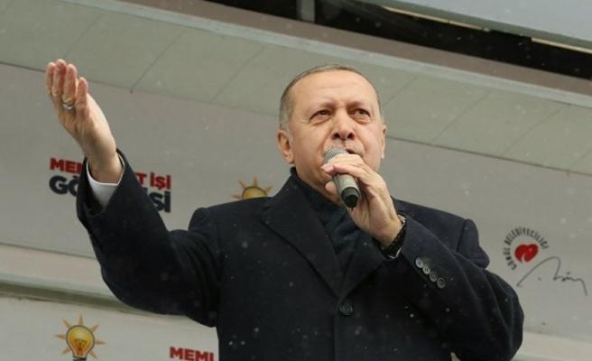 Erdoğan: Bu yıl sonu itibarıyla işsizlik ile ilgili önemli bir hamle yapacağız