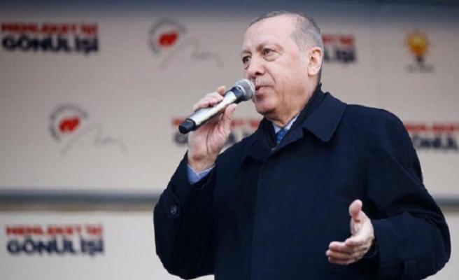 Erdoğan Netanyahu'ya seslendi: Oğlunun kulağını çek