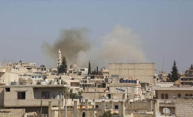 Esed rejiminden İdlib'e saldırı: 2 ölü
