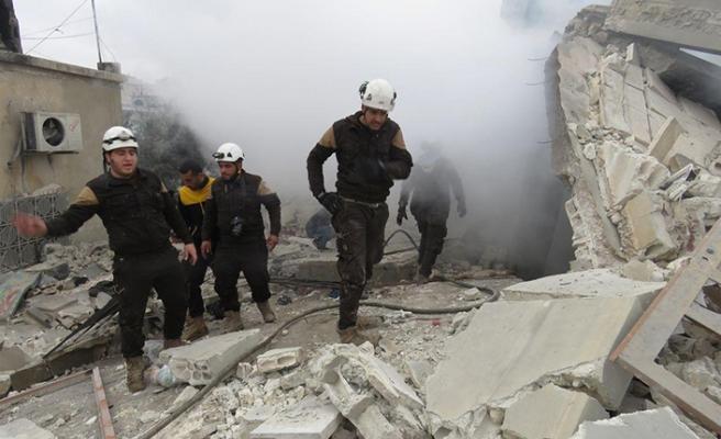 Esed rejimi istikrarı tehdit ediyor: 4 ölü