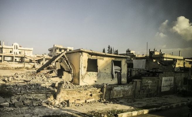 'Esed rejimi kimyasal silah programını açıklayıp imha etmeli'